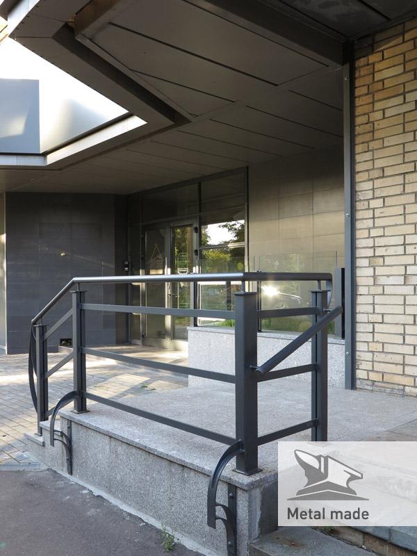 Балконные ограждения metal made.